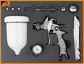 Sat1215b-k uso sencillo y cromado pulverizador de pintura realkey