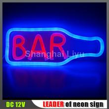 Shanghai Liyu ligh lumen LED diy neon sign