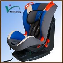 Forward Facing baby car seat fabric
