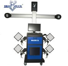 RS-8 precise& accurate 3d wheel aligner machines