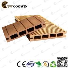 WPC material outdoor waterproof wooden flooring