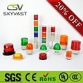 Yueqing CSV IP68 220 V solar de la señal de tráfico ( SV6108 )
