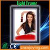 Led Light Picture Frame/Led Light Christmas Picture Frame/New Led Light Frame