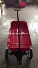 Light weight kids metal wagon cart four wheels TC4241