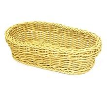 Ellipse High Capacity Hand Woven Wicker Wine Basket