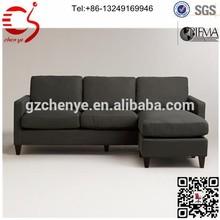 Fabric new l shaped sofa designs
