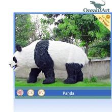 Zoo Decoration Animated Panda Model