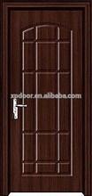 xupai hot sale 15 panel wooden door