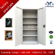 Unique design fashion style steel 2 door steel locker cabinet waterproof metal storage cabinet
