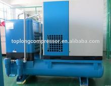 2015 New Modern twin-screw air compressor