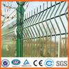 decorative V shape metal fencing/V shaped profile reinforcing folds panel 50x200mm