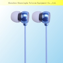 2015 SXD earphone and headphone electronics china wholesale can get free sample