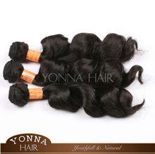 Fashion newest Peruvian hair weaving loose wave