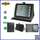 New Universal Adjustable Leather Folio Case Cover Stand for All 10 Inch Tablet ---Laudtec