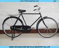 28 polegadas bicicleta de adultos, moto estilo antigo, tradicional bicicleta