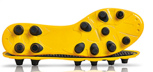 New Arrival Hot Sale Bright Colour TPU Outsoles for Soccer Shoes