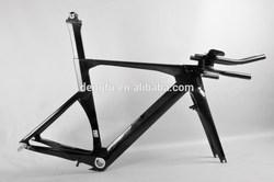 chinese carbon bicycle frame, carbon tt frame, DIY carbon frame