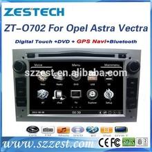 ZESTECH Car Audio Navigation for Opel ASTRA/Opel VECTRA Car Audio Navigation system with GPS,Radio,BT,RDS,3G,V-10disc+factory