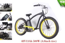 mountain snow bike beach cruiser frame (HP-E015)
