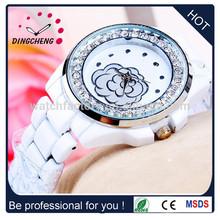 Good wedding return gift ideas with silicone sport watch fancy hand watch