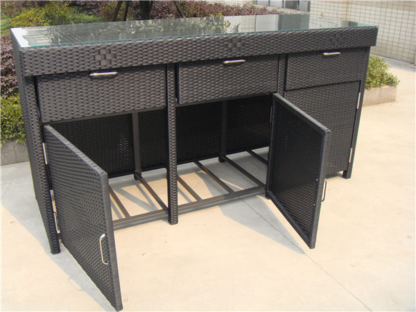 gartenm bel polyrattan schrank my blog. Black Bedroom Furniture Sets. Home Design Ideas