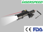 LASERSPEED LS-CL5-R Hunting Equipment Gun Accessories Led Tactical Subzero Hunting Red Laser and Torch Lights