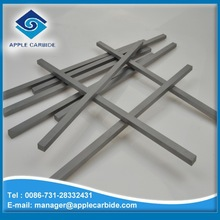 street price of TC bar/plate with abrasive resistance for hardened steel cutting