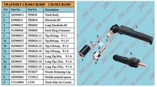 Trafimet CB100/CB100P CB150/CB150P Plasma cutting torch/gun