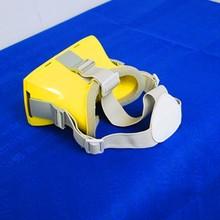 Google Cardboard Head Mount plastic Glasses Virtual Reality 3D Glasses hd virtual 3d glasses