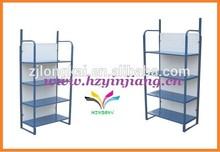 Heavy duty durable cargo rack high quality floor standing warehouse metal expandable shelf