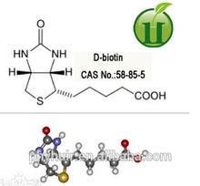 Biotin,Vitamin H,high quality D-Biotin,1%~98%D-Biotin