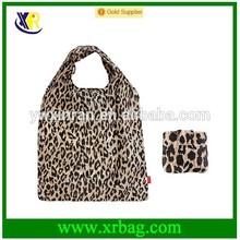 fashion eco nylon shopping bag trade show