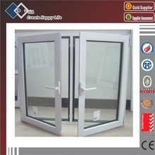 High-end aluminum swing windows export to Africa Nigeria with SONCAP certificate