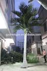 SJZZY Decorative artififical palm/coconut tree , 5m artificial coconut palm tree