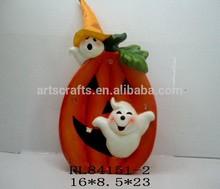 2015 Halloween decoration LED lighted pumpkin