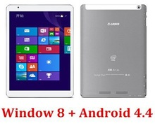 "Free shipping Original Teclast x98 Air win8/Android4.4 3G dual boot tablet pc dual system Quad core 2.16GHz 9.7"" IPS 2048x1536"