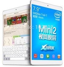 Teclast X89HD Intel Bay Trail-T 64-bit Tablet PC 7.9 inch Retina Screen 2048X1536 GPS 2GB/32GB Windows/Android Dual OS