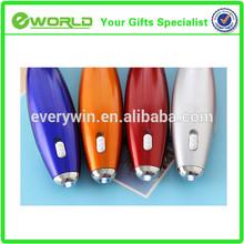 Promotional gift ball pen with led light multi function pen