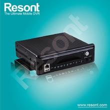 Resont 3G GPS Vehicle Car School Bus Mobile DVR MDVR High definition composite video interface