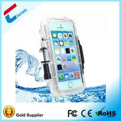 For iphone pvc phone waterproof case/mobile phone waterproof bag