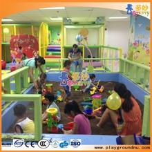 Customer Free Design interesting indoor playground Supermarket play set