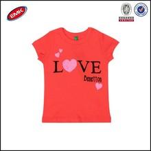 custom printed t shirt children fashion t shirt