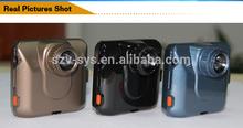 "2.0"" LCD Screen 1080P FHD Car Video Recording Camera H.264 Video Format"