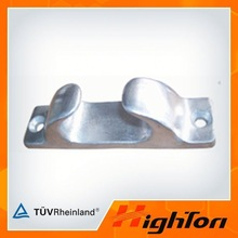 Hollow Base Stainless Steel Yacht Cleat