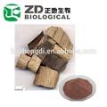 Extracto de corteza eucommiae 25% polvo- 98%