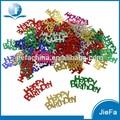 حار مبيعات الملونة والابهار حلويات عيد ميلاد سعيد