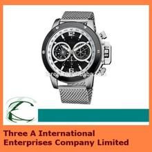 High Quality Luxury Chronograph 50MM Case man watch