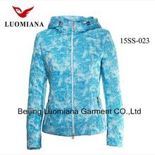 popular newest fleece jacket european style