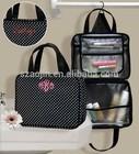 ladies makeup cosmetic bag organizer