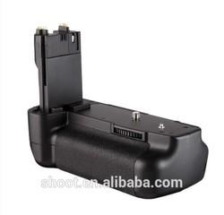 Multi-function Battery Holder for Canon 5D Mark II Replacement BG-E6